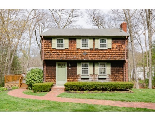 124 Old Town Way, Hanover, MA