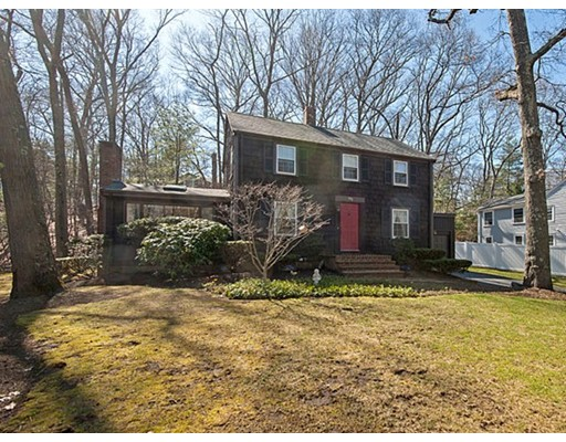 595 Greendale Avenue, Needham, MA