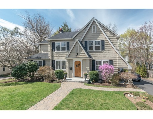 137 Hawthorn Avenue, Needham, MA