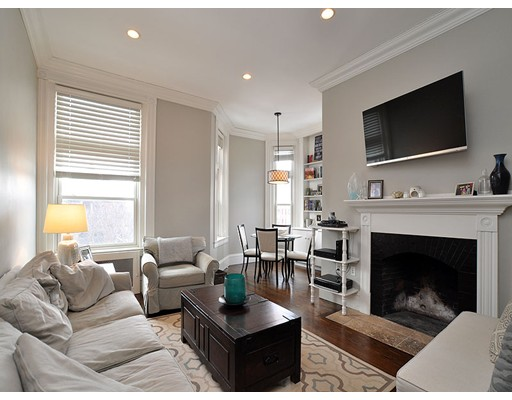 265 Dartmouth Street, Unit 4I, Boston, Ma 02116