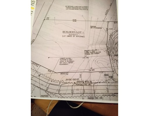 0-Lot 1 Torrey's Lane, Scituate, MA