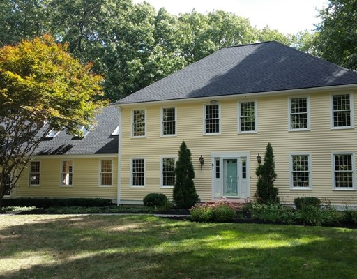 61 Estabrook Road, Carlisle, MA