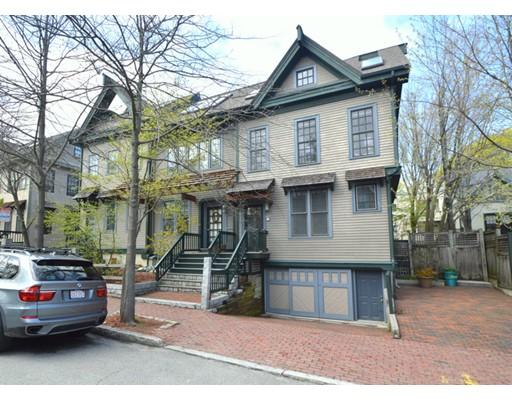 23 Mount Vernon Street, Cambridge, MA 02140