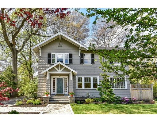 1457 Beacon Street, Newton, MA