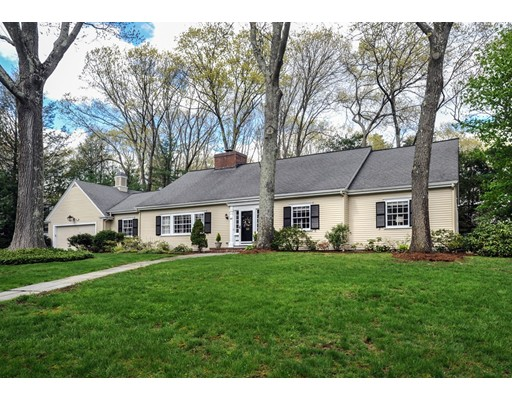 87 Hampshire Road, Wellesley, MA