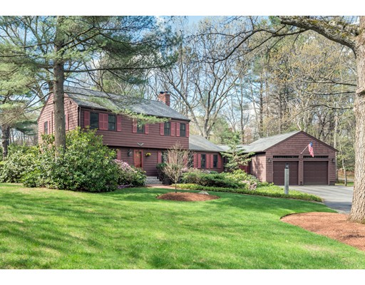 161 Raleigh Tavern Lane, North Andover, MA