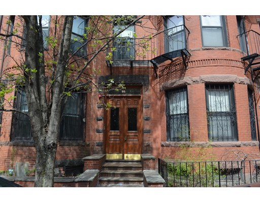 95 Saint Botolph Street, Boston, MA 02116
