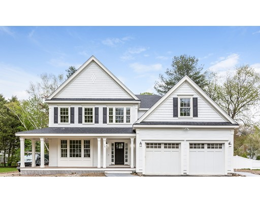 14 Jackson Road, Wellesley, MA