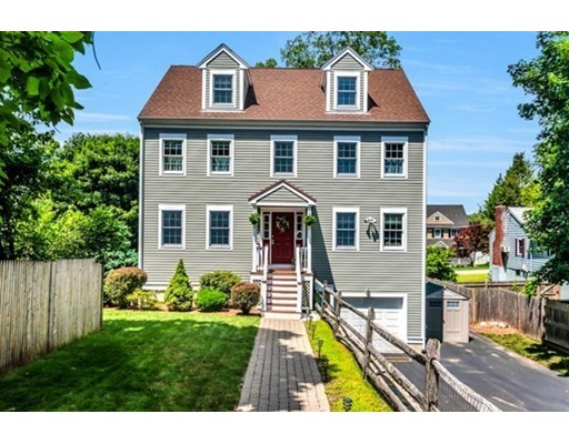 166 Forest Street, Winchester, MA