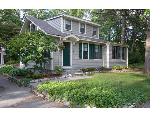 37 Morses Pond Road, Wellesley, MA