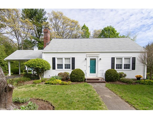 11 Bellevue Road, Natick, MA