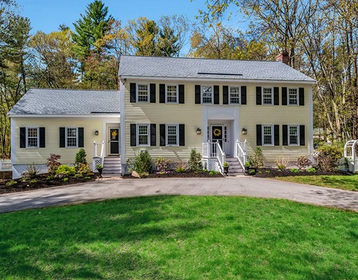 54 Indian Pipe Lane, Concord, MA