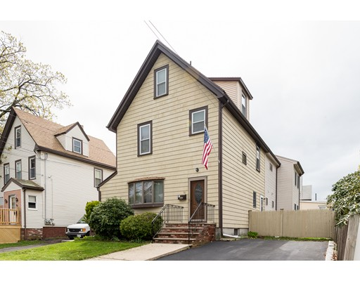 66 Home Street, Malden, MA 02148