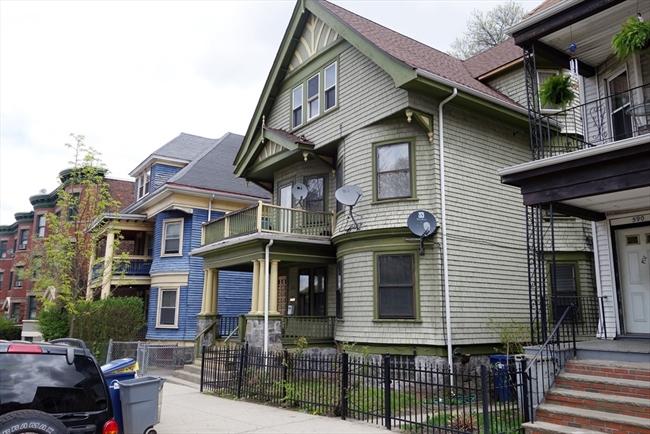 586 Blue Hill Avenue Boston MA 02121