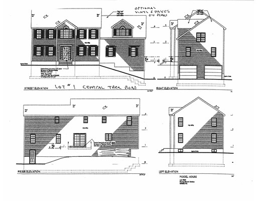 Lot 1 Central Tree Road, Rutland, MA