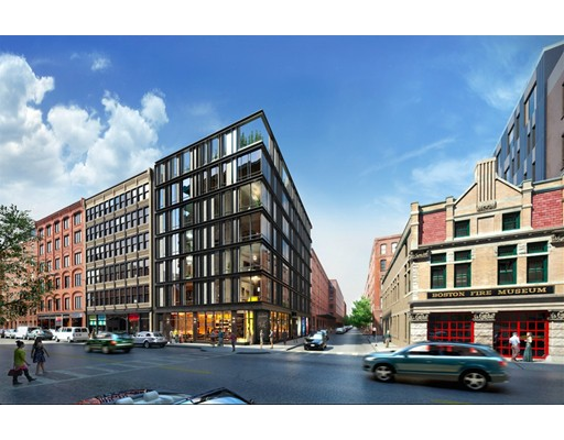 10 Farnsworth Street, Unit 402, Boston, MA 02210