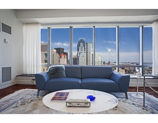 Condominium/Co-Op for sale in The Residences at the Ritz Carlton, 20H Midtown, Boston, Suffolk