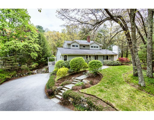 138 Tower Road, Lincoln, MA