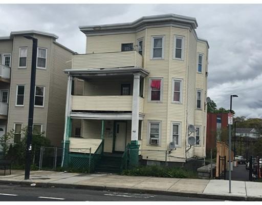 1460 Blue Hill Avenue, Boston, MA 02126