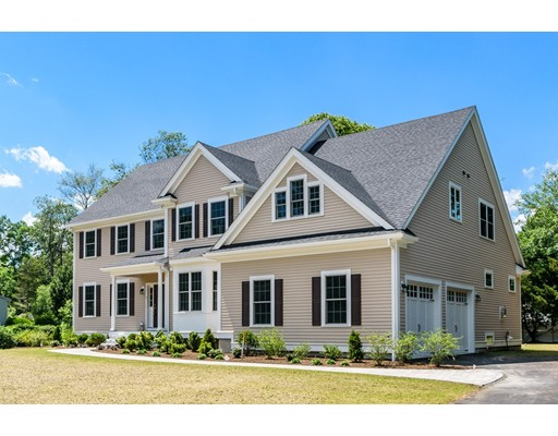 3 Pocahontas Drive, Winchester, MA