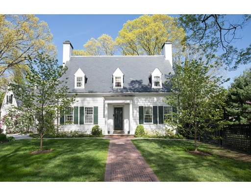 160 Laurel Road, Brookline, MA