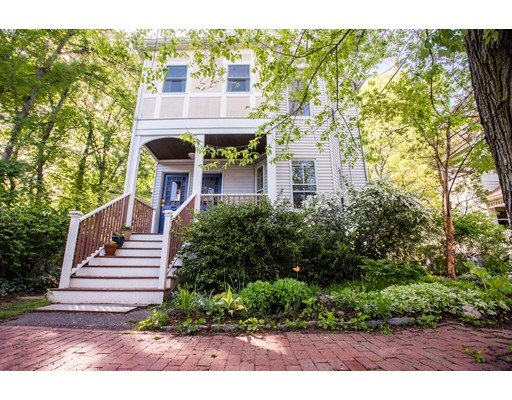 61 Creighton Street, Cambridge, MA 02140