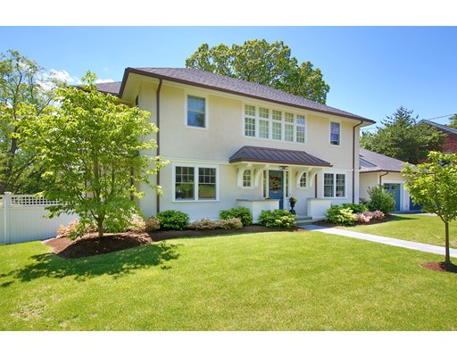 54 Waban Avenue, Newton, MA