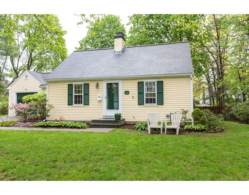 34 Russell Road, Wellesley, MA