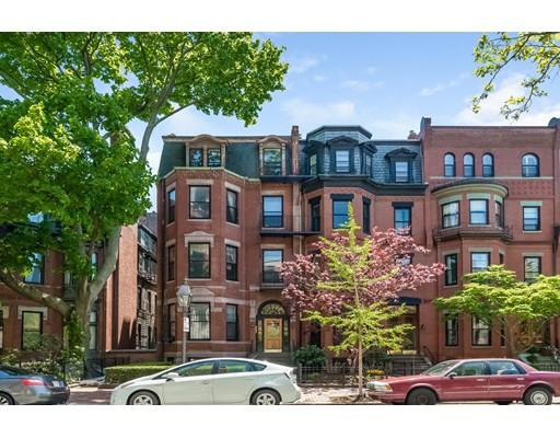 336 Marlborough Street, Boston, MA 02115