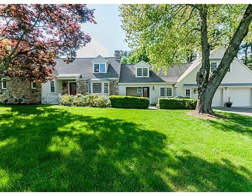 56 Farm Lane, Westwood, MA