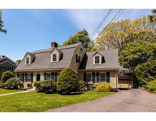 26 Winslow Road, Winchester, MA