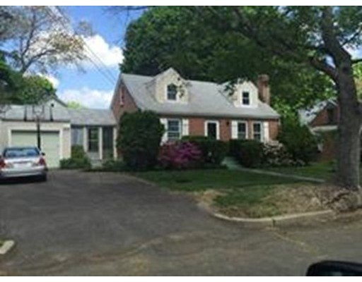 134 Russell Road, Newton, Ma 02465