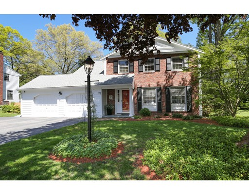 25 Hollow Ridge Road, Needham, MA