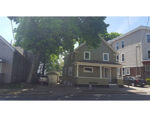 52 N Franklin Street, Lynn, MA