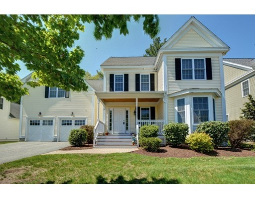54 Orchard Drive, Stow, MA 01775