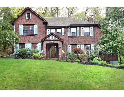 44 Trowbridge Avenue, Newton, MA