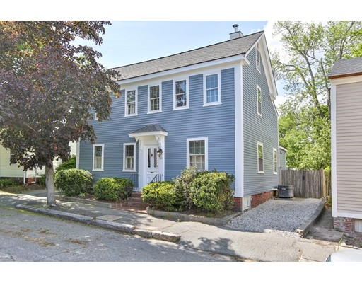 20 Warren Street, Newburyport, MA