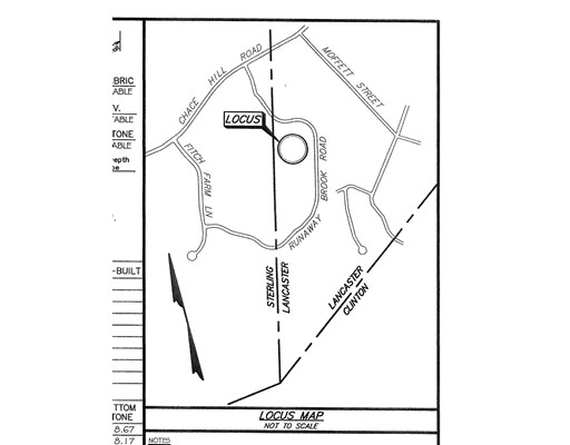Lot 18 Runaway Brook Road, Lancaster, MA