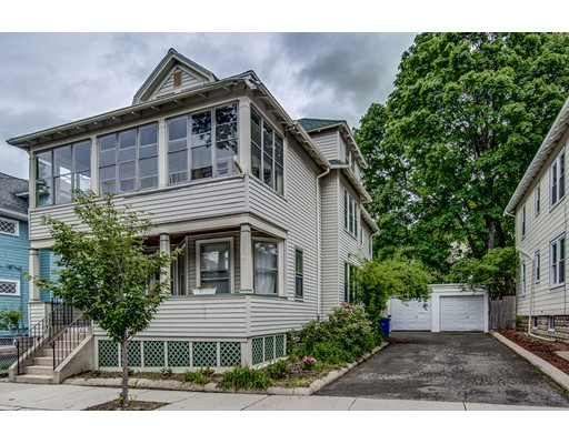 45 Upland Road, Somerville, MA 02144