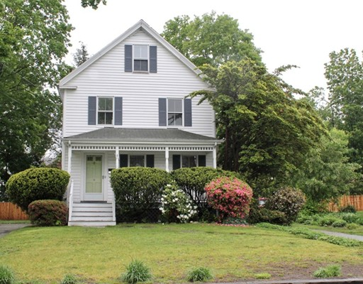 16 Hill Street, Lexington, MA