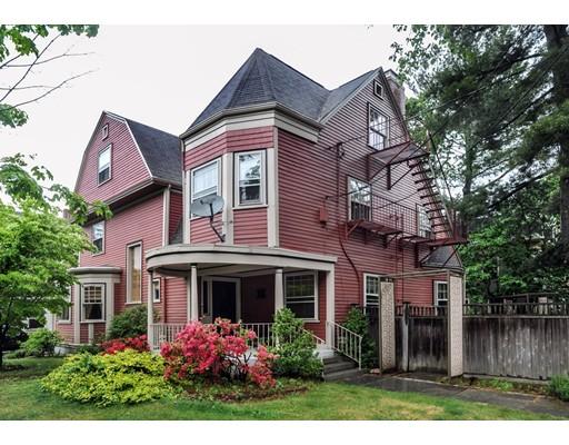 45 Mount Vernon Street, Cambridge, Ma 02138