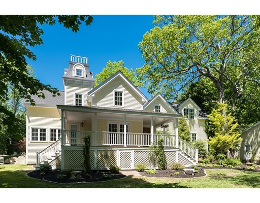 318 Forest Avenue, Cohasset, MA