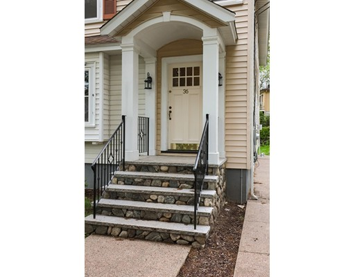36 Churchill Avenue, Arlington, MA 02474