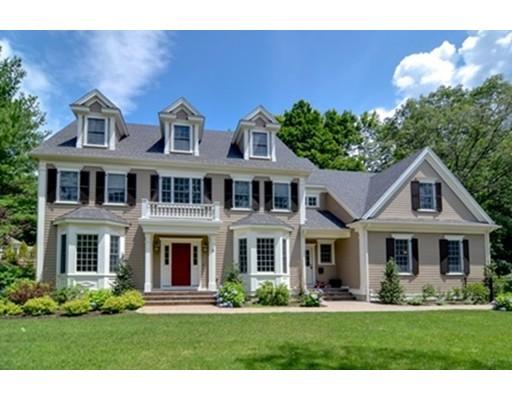 8 Great Plain Avenue, Wellesley, MA