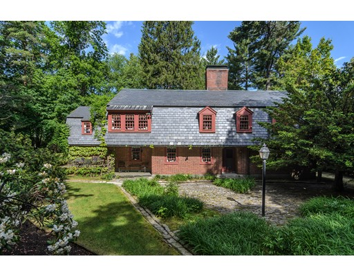 8 Lowell Road, Wellesley, MA