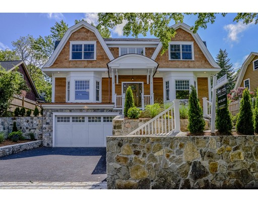 220 Wolcott Road, Brookline, MA