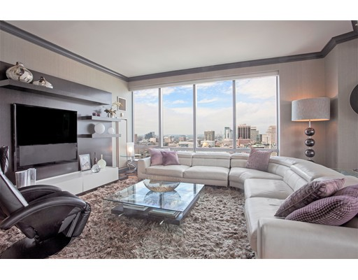 Condominium/Co-Op for sale in Residences at the Ritz Carlton, 29D Midtown, Boston, Suffolk