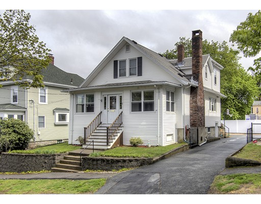 8 Danforth Avenue, Saugus, MA