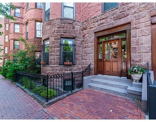 92 Saint Botolph Street, Boston, MA 02116