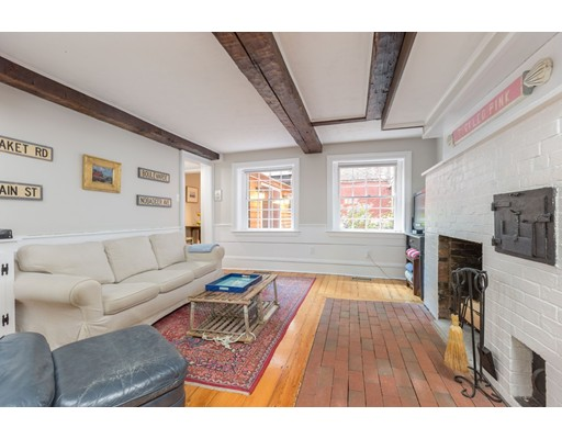 116 Mount Vernon Street, Boston, MA 02108